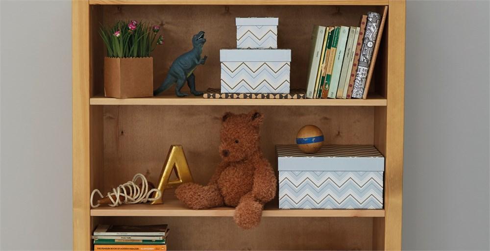 Malvern Small Bookcase